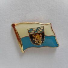 Alta Baviera flaggenpin, flag, bandiera, Baviera, PIN, BADGE