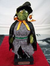 TOYS BY TIFFINY HAPPY HALLOWEEN DANCING WITCH DECOR