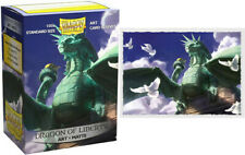 Dragon Shield: Art Matte Card Sleeves Dragon of Liberty 100CT Limited Edition