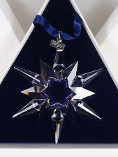 Swarovski Christmas Ornament 1997 Mib #211987