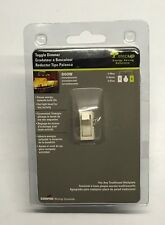 Cooper Toggle 3-Way Dimmer 600 Watt Incandescent - Light Almond