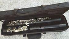 Berkely Black ABS Wooden tone 17 Keys Low B Flute never Leak pads FREE Gift w/P