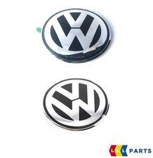 NEW GENUINE VW BEETLE 2002-2005 CABRIO FRONT AND REAR VW BADGES EMBLEM SET