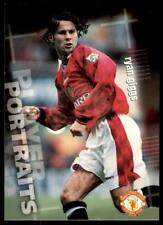 Futera Manchester United 1997 - Ryan Giggs (Player Portraits) No.79
