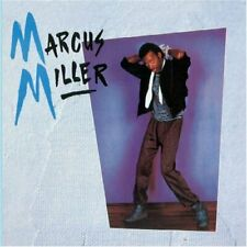 Marcus Miller - Marcus Miller - Marcus Miller CD QELN The Cheap Fast Free Post