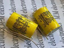 50uF 230 Vac AV ARCOTRONICS mod. C.93.0 MKP -5..+15% 50Hz Run capacitor Tested!