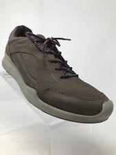 82769c0a0612 Ecco Biom Yak Leather Hybrid Sneaker Brown Grey Purple Women EUR 42 US  11-11.5