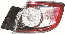 Mazda 3 2009-2014 Sports Hatch Outer LED Rear Tail Light Lamp O/S Drivers Right