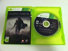 Middle Earth: Shadow of Mordor - XBox 360 Microsoft COMPLETE
