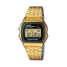 Casio Quartz (Automatic) Stainless Steel Strap Wristwatches