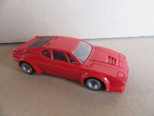 529H Solido Hachette BMW M1 Red 1:43