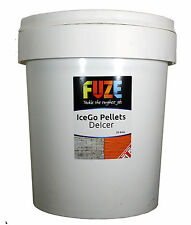 Ice-GO Pellets De-Icer, ice melt, salt free, melts snow and ice 20 Kilo