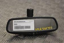 Rétroviseur intérieur électrochrome - Peugeot 407