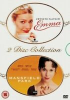 Emma/Mansfield Park  DVD (2005) Gwyneth Paltrow New