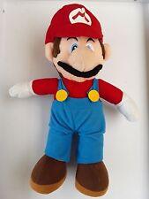 PELUCHE Mario nintendo OFFICIELLE D'OCCASION