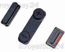 IPHONE 5 Botón Interruptor Juego Uno STUMM Vibration Control de Volumen Power ON