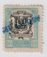 Dominican Republic,Scott#236A,10c,u sed