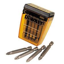Dewalt 15 x  Pozi 2 PZ2 x 50mm Screwdriver Bits DT7912 Brand New