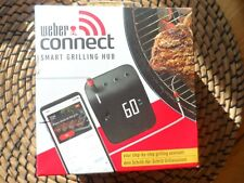 Weber 3202 Connect Smart Grilling Hub Brand New
