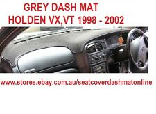 DASH MAT, DASHMAT, DASHBOARD COVER FIT  HOLDEN COMMODORE VX,VT 1998-2001, GREY