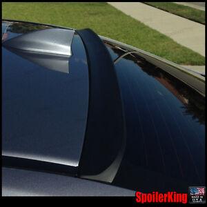 (284R) Cadillac Deville 2000-2005 Rear Roof Window Spoiler Wing