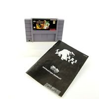 Super Caesar's Palace Super Nintendo Entertainment System SNES With Manual