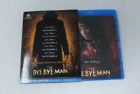 DVD BLU-RAY THE BYE BYE MAN MIDNIGHT FACTORY  2017 [FD3-001]