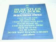 The Hollyridge Strings The Beatles Song Book LP
