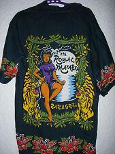 Mambo Loud Shirt Royal mambo XXL size