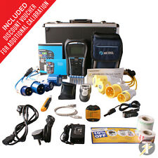 Metrel MI3311 GammaPat PRO PAT Tester KIT14 with bonus accessories and adaptors