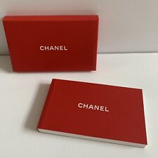 NIB Authentic CHANEL Red Flip Book Chinese New Year Dog Mini Art Collectible HTF