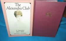 The Alexandra Club: A Narrative ~ Monica Starke. 1903 -1983  HbDj  NEW in MELB