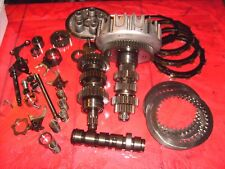 transmission + clutch parts KZ750 1981  Kawasaki  lot 34