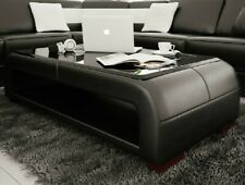Sofa Table Design Table Wonzimmer Glass Leather Couch Side Sofa Coffee Tables