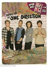 Make-Up by One Direction Limited Edition Eyeshadow Lip Gloss eye pencil New Kit