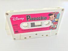 Vintage Disney Pinocchio Cassette Tape 1977