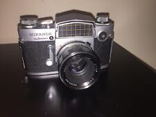 New listing Miranda Automex Ii - Very Good Condition - Beautiful Collectible Early 35mm Slr!
