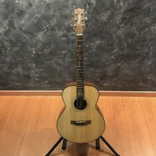Takamine D-10N Natural Acoustic Guitar and Travel Softcase
