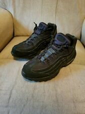 Nike Air Max 95 Triple Black Mens SZ 10.5 Pre-Owned