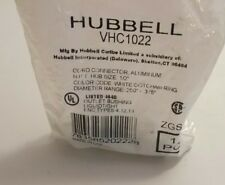 "Hubbell Kellems Vhc1022 Cord Connector 1/2"" Npt - 45 Degree Male - Liquid Tight"