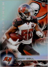 2015 Topps Platinum Football #107 Kenny Bell RC Tampa Bay Buccaneers