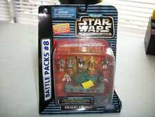 1996 MICRO MACHINES--STAR WARS--DESERT PALACE--BATTLE PACKS (NEW) #8
