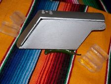 Mexican 100% Aluminum Rustic Manual ICE SHAVER - LARGE SIZE