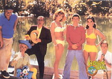 GILLIGAN'S ISLAND TELEVISION SHOW 1997 DART PROMO CARD P1 TV