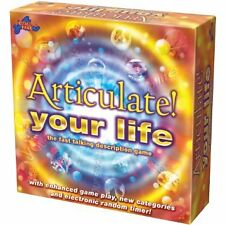 Articulate Your Life The Electronic Description Board Game by Drumond Park 1210