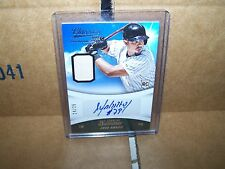 2014 CLASSICS JOSE ABREU ROOKIE/RC AUTO/GAME-USED BAT RELIC #24/25