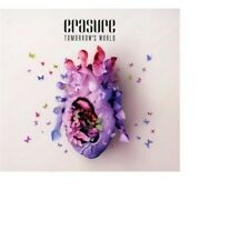 Erasure-TOMORROW 'S WORLD CD NUOVO