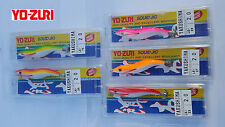 5 x YO ZURI YAKUSHIMA 2.0 5/16 SQUID JIG 5 CM 8 GR JAPAN HAND MADE NIB YO-ZURI