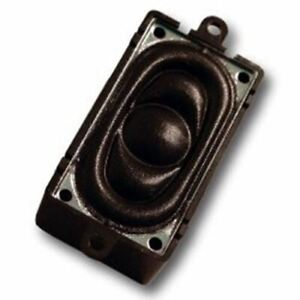 ESU 50334 LokSound 20mm x 40mm Square Rectangle 4 Ohm Speaker for DCC Sound