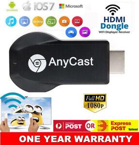 AnyCast M2 M4 M9 Plus WiFi Wireless Display Receiver HDMI 1080P TV DLNA Airplay